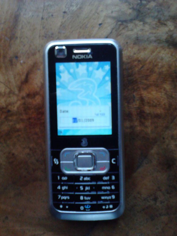 bdd48b094a660 Nokia 6120 classic - Black (3) Mobile Phone with no reserve   Stuff ...