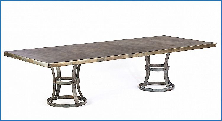 Best Of Zinc Dining Table Reviews Decorations