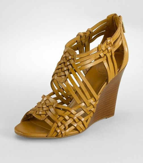 1ea43c74d30b Would love these with jeans Yellow Wedges
