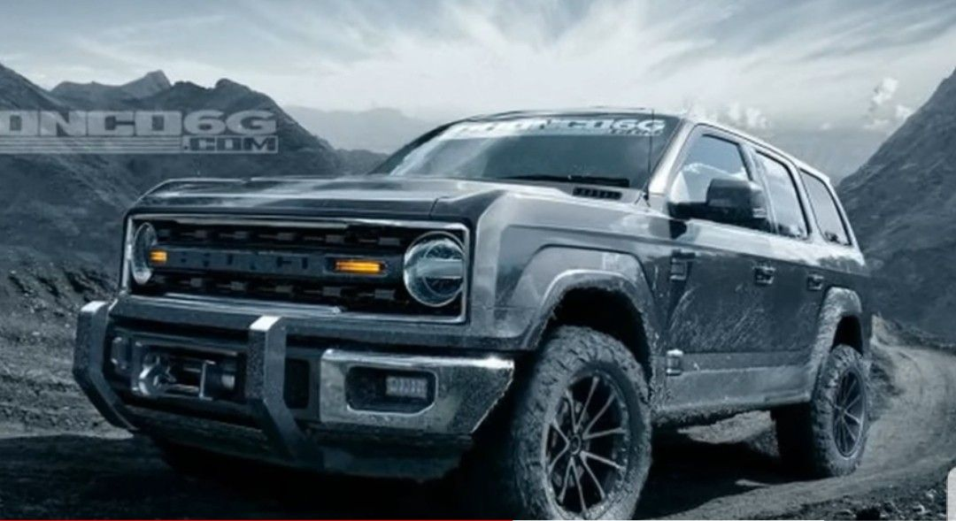 Pin by Asa Simmons on Vision board Ford bronco, Bronco