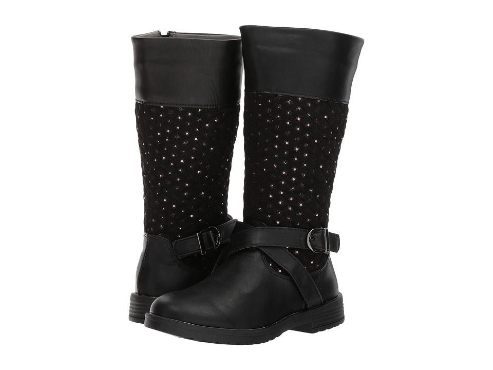 kensie girl Kids Quilted Boot (Little Kid/Big Kid) Girls