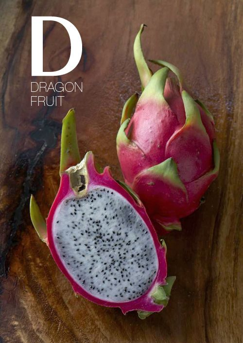 Dragon Fruit... Never forget buying this with Kenna at the market in Barcelona...