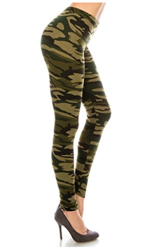 95d3cc270b765 Women's Camouflage Leggings Camo Green: OS and Plus. Best Mommy and Me  Boutique, Matching Family Outfits. Buttery soft and comfy leggings.