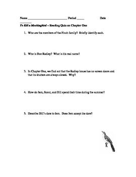 to kill a mockingbird chapter questions Free study guides and book notes including comprehensive chapter analysis,  to kill a mockingbird study guide  discussion questions antony and cleopatra.
