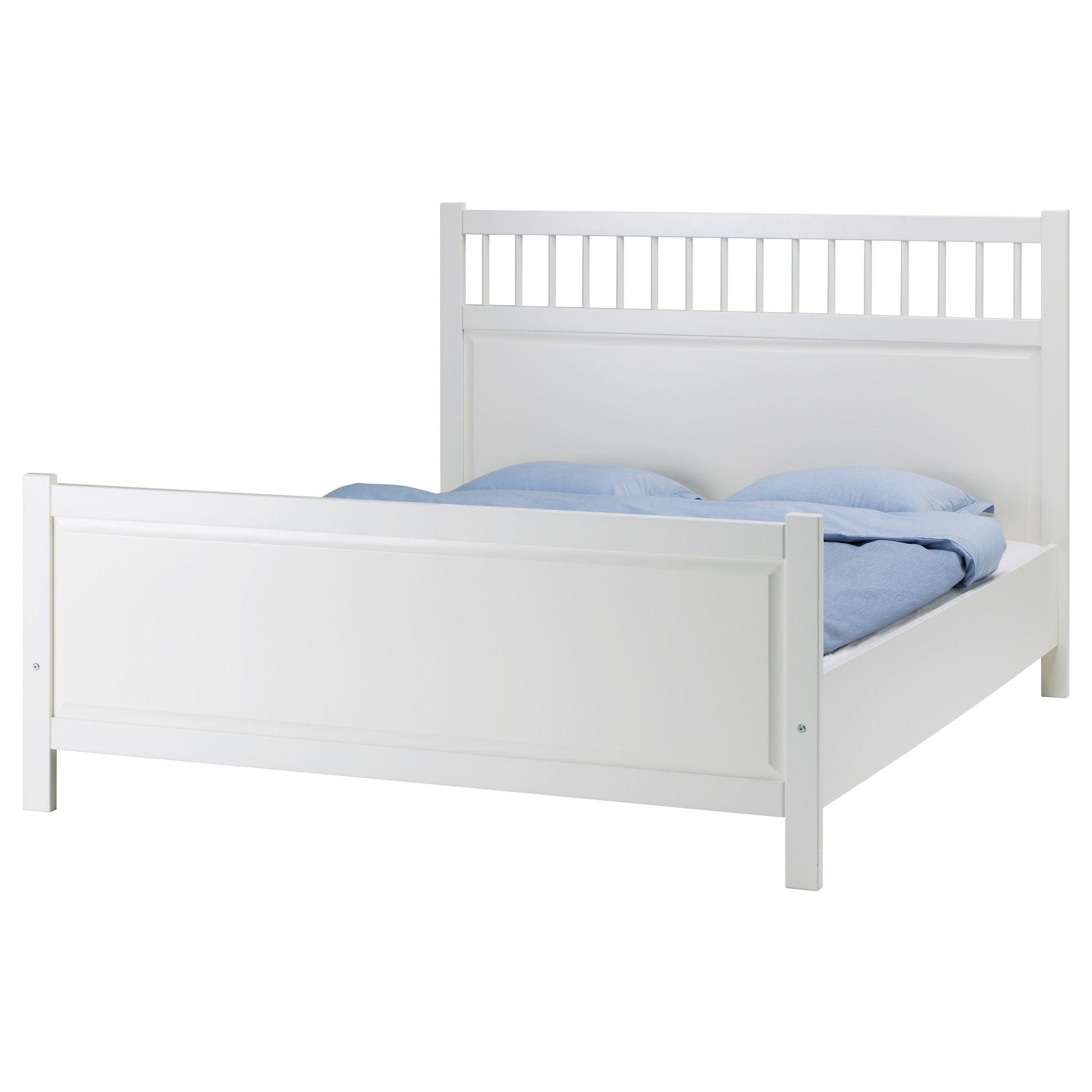 hemnes bed frame - full - ikea | ikea | pinterest | bett