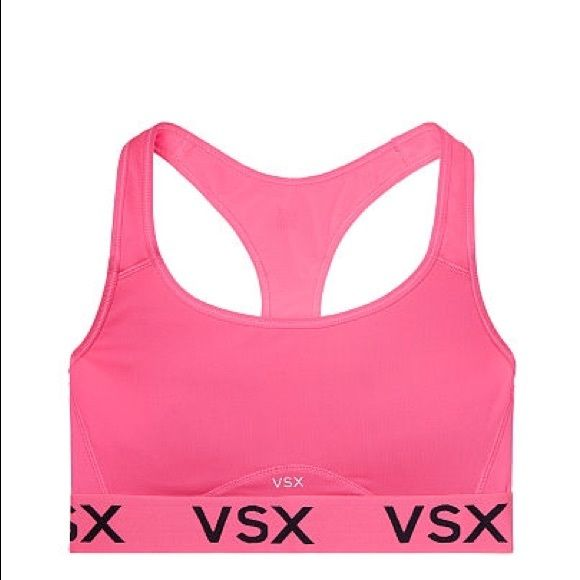 3966c4f11a Victoria s Secret razorback sports bra large! NWT Brand new with tag Victoria s  Secret sports bra. Flexible and light weight with great support.