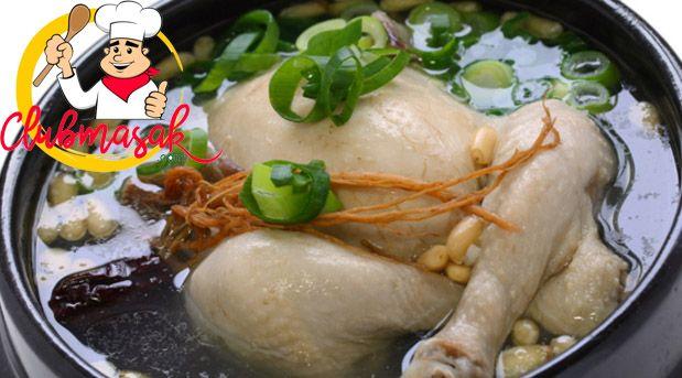 Resep Ayam Rebus Resep Hidangan Cina Favorit Club Masak Resep Ayam Resep Makanan Resep