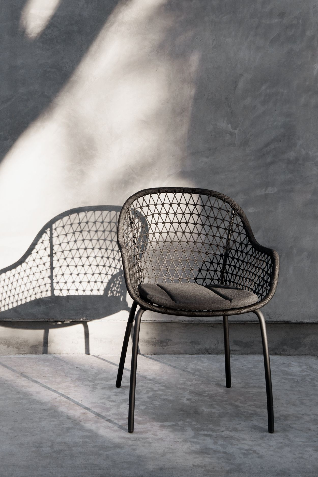 Stupendous Sylva Graphite Black Dining Chair In 2019 Patio Dining Gmtry Best Dining Table And Chair Ideas Images Gmtryco