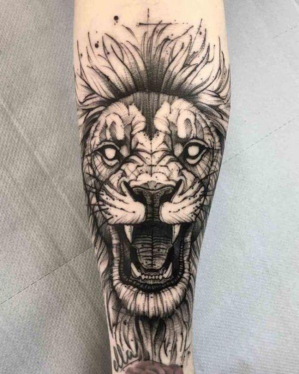 12 Ideias De Tatuagens Masculinas Para Fazer No Braço Tattoo