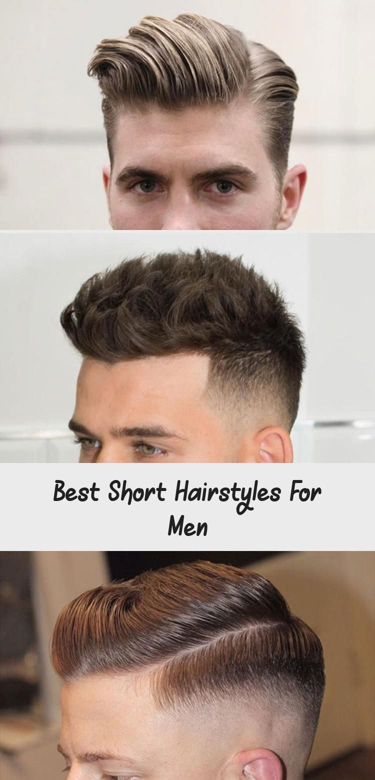 Thick Wavy Hair With Short Taper Fade Best Short Hairstyles For Men Cool Men S Short Haircuts In 2020 Mens Hairstyles Short Mens Hairstyles Undercut Fade Hairstyle