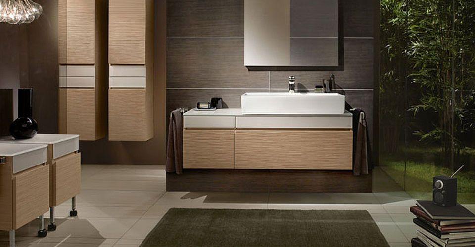 bad \ heizung - Bad \/ Sanitär - Badezimmer - Modern - Villeroy - badezimmermöbel villeroy und boch