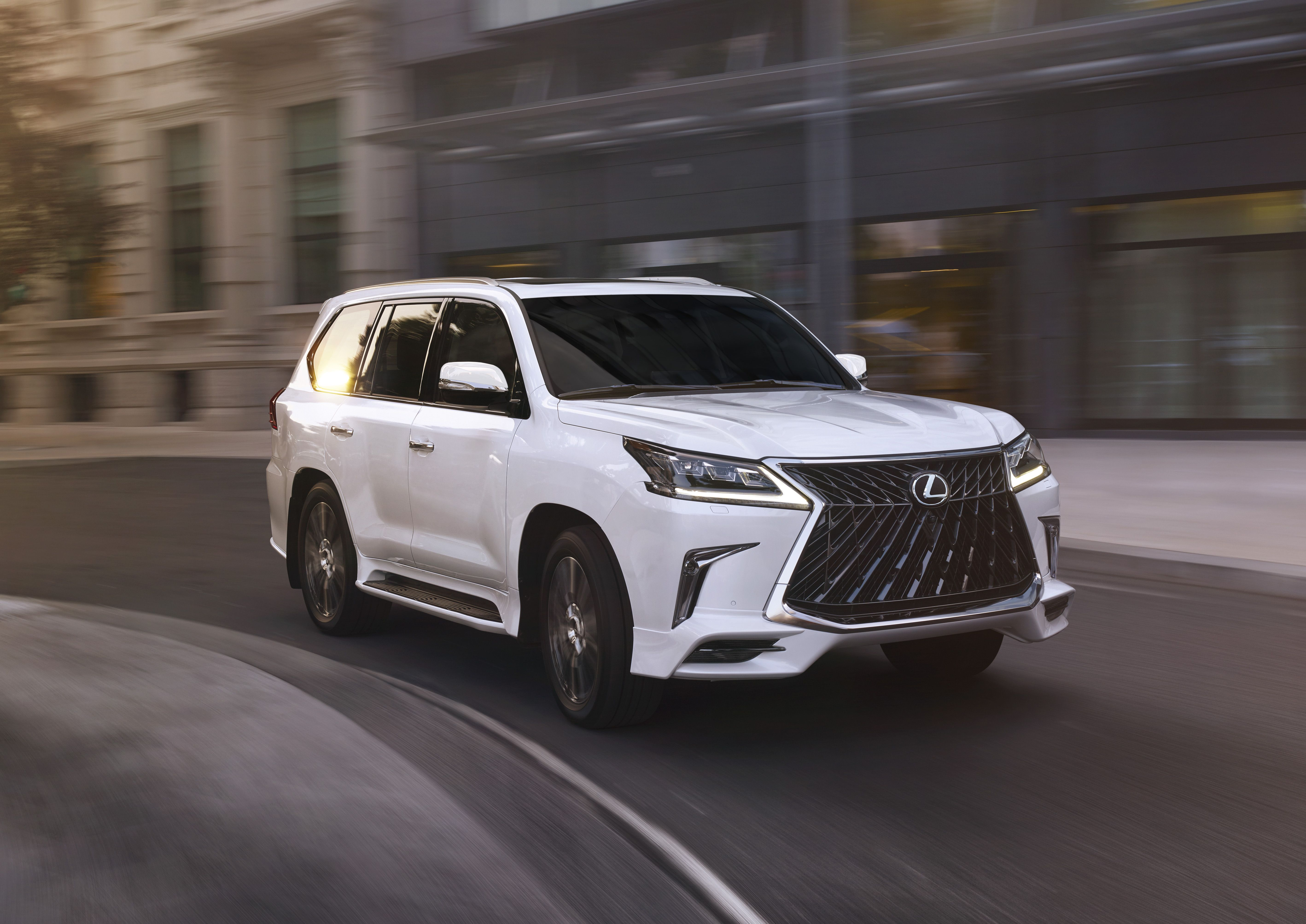 Best Of Review Lexus Lx 570 Sport Plus 2020 And Images And