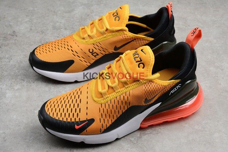 """d6b706f64f89 Nike Air Max 270 University Gold """"TIGER"""""""