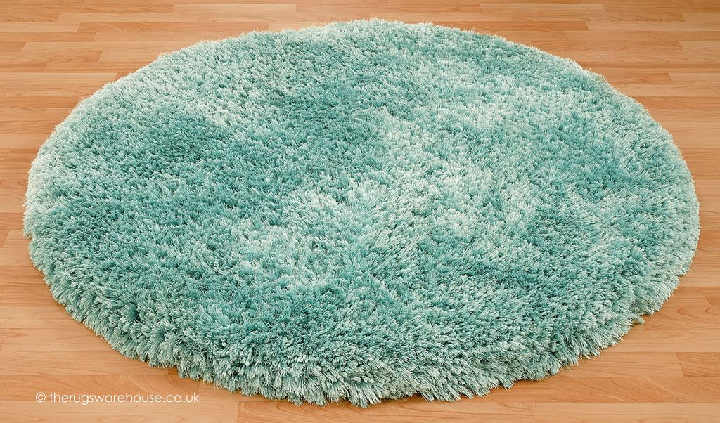Revival Seafoam Circle Rug With Images