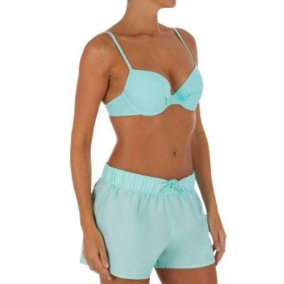ec273187ee 46 - Surf Sports Swimming - Tana Boardshorts - Frozen TRIBORD - Womens  Swimwear
