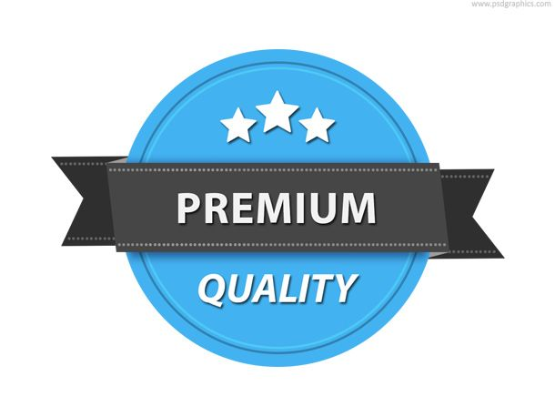 Premium Quality Badge Template Design Tools Pinterest Badge