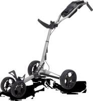Reflex Push Cart Sun Mountain S Newest Cart Reflex Is Distinguished By Its Innovative Folding Method When Open Golf Push Cart Golf Trolley Stationary Bike