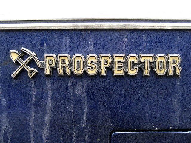 dodge prospector emblem prospector  Cool skull drawings, Hood ornaments, Car badges