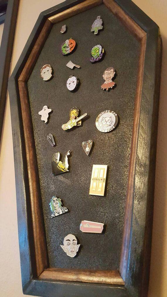 Enamel Pin Board