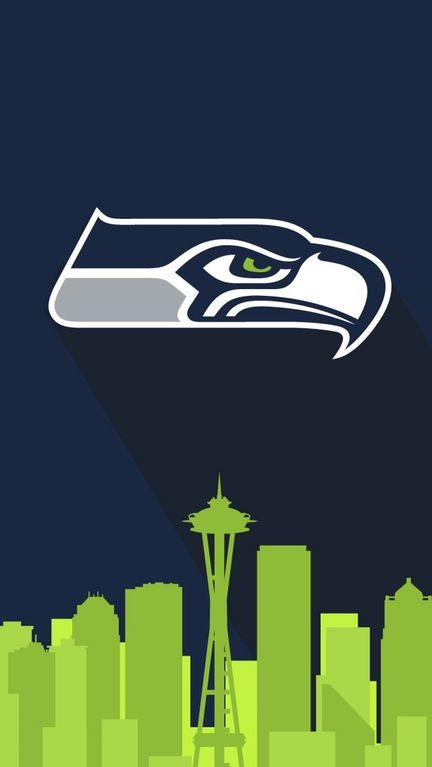 By Far The Best Seahawks Wallpaper I Ve Ever Seen Thanks U Seann7656 Seattle Seahawks Logo Seattle Seahawks Football Nfl Seahawks