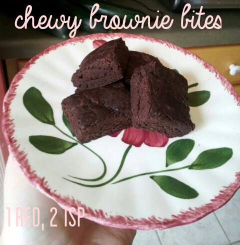 how to make brownies more chewy