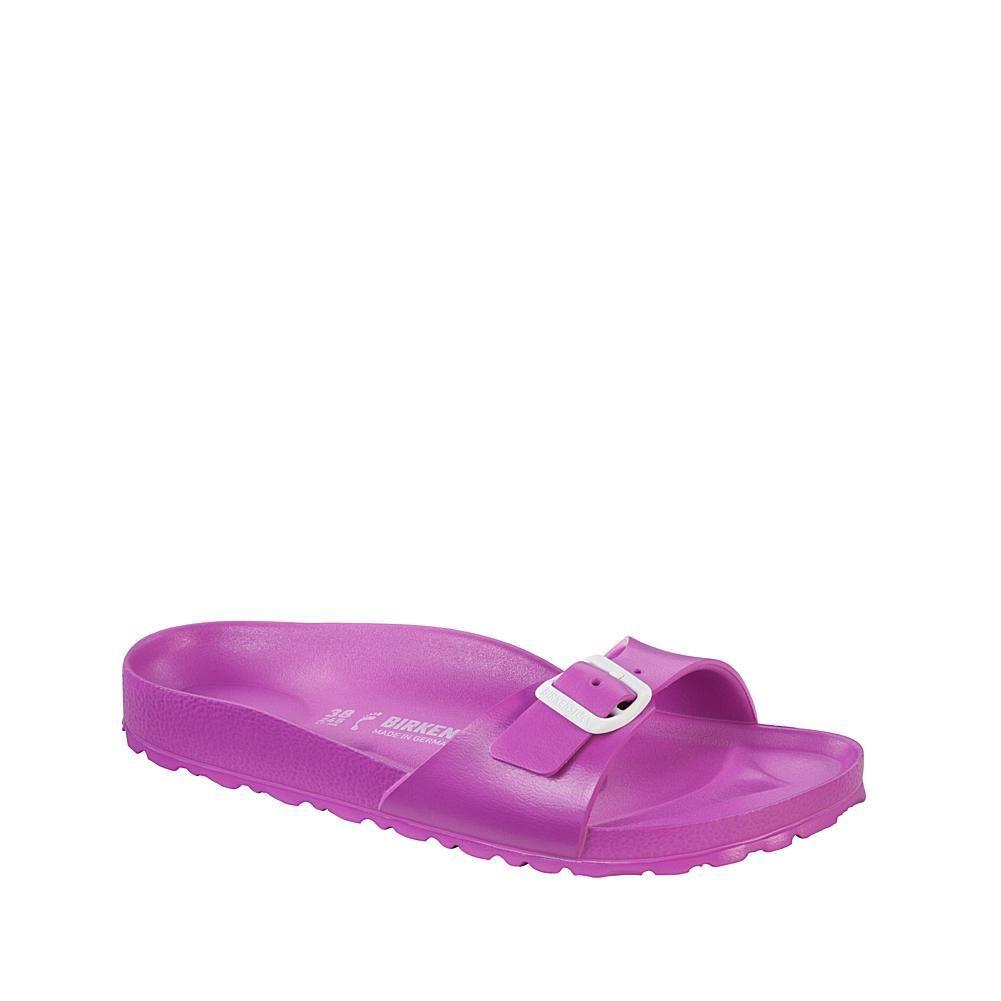 1b0ef0d6e59 Birkenstock Madrid EVA One-Strap Comfort Sandal - Scuba Yellow ...