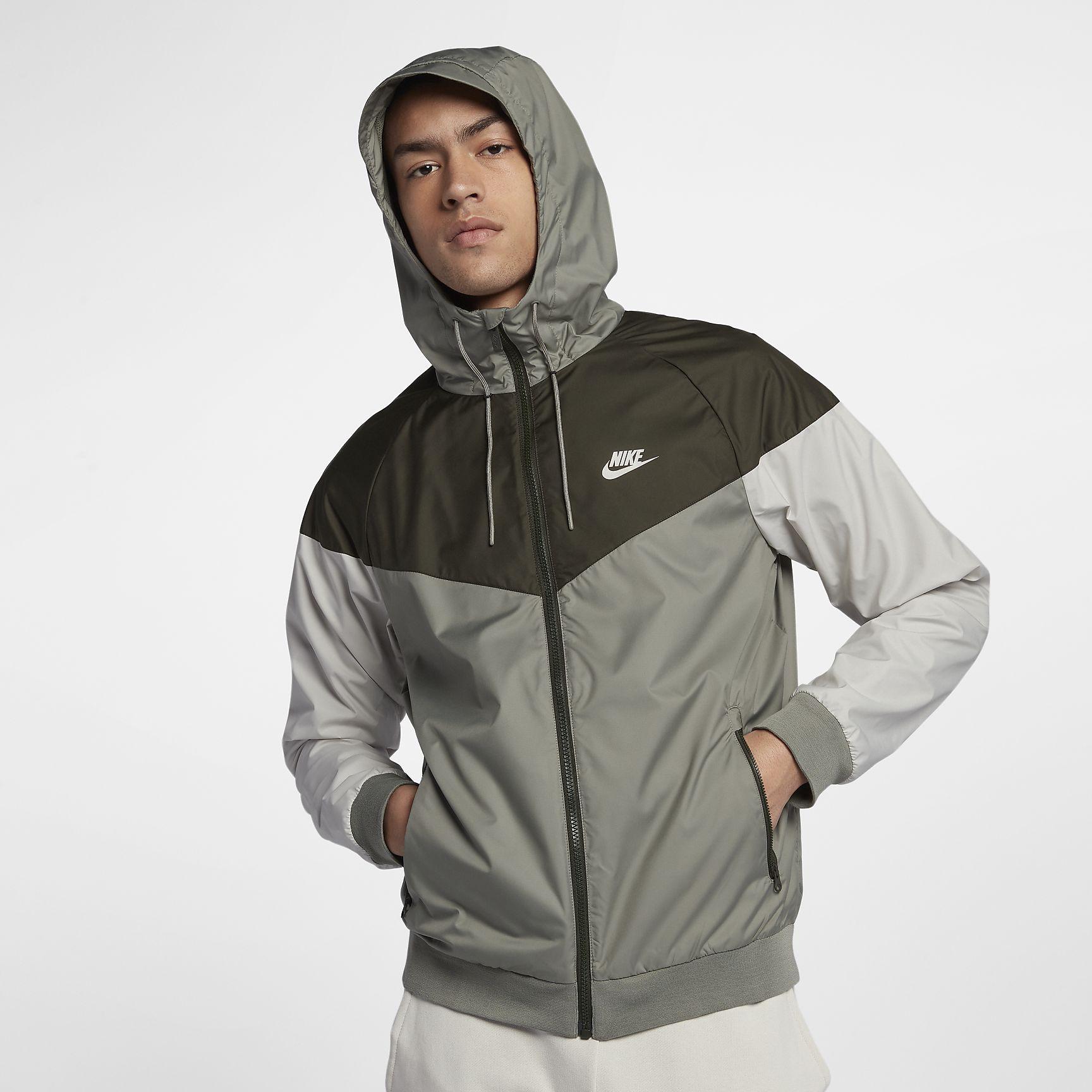 best sneakers 7dd9d 03ca3 Nike Sportswear Windrunner Men s Jacket