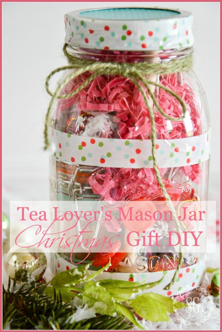 Diy jar christmas gift ideas
