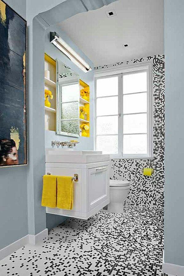 kleine Badezimmer schrank fliesen Bad Pinterest - kleine badezimmer design