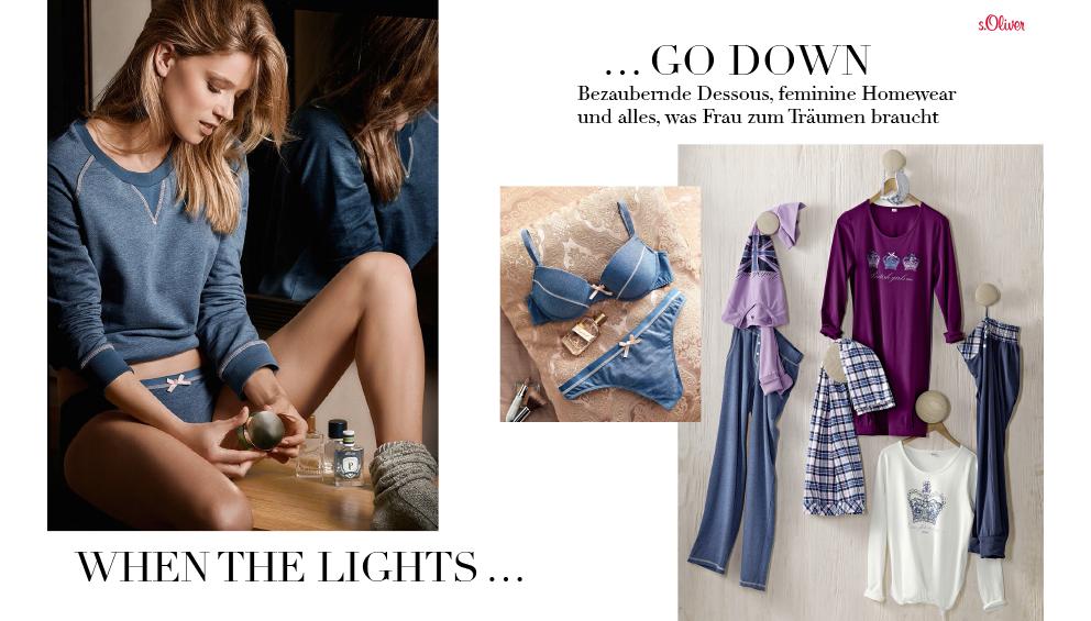 s.Oliver Fashion Magazin – Jetzt die Herbsttrends online kaufen