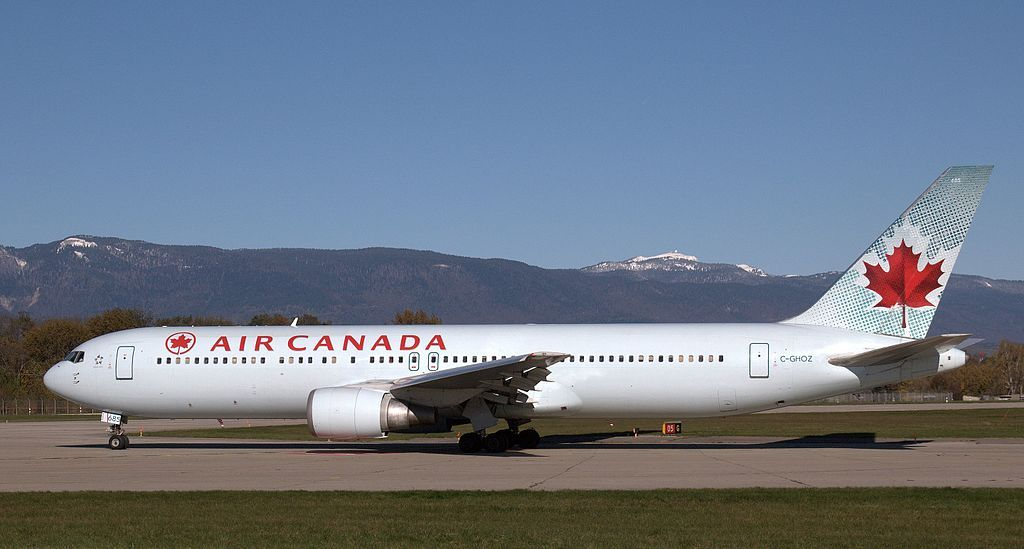 Air Canada Fleet Boeing 767 300er Details And Pictures Boeing