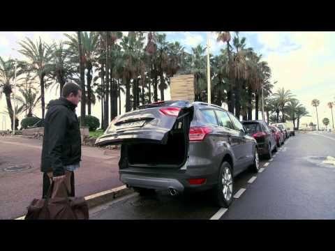 New Ford Kuga Handsfreetailgate Ford Kuga Ford Car