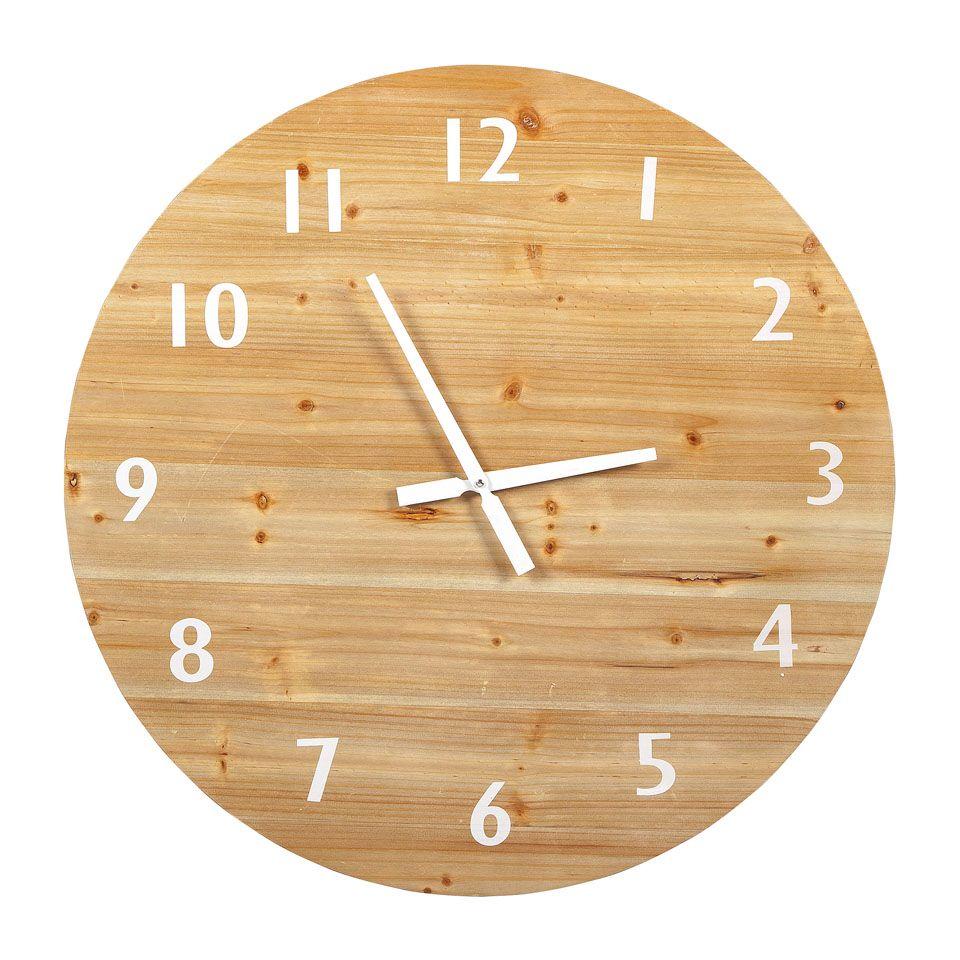 Mooie grote klok voor in de woonkamer van Xenos | Woonkamer | Pinterest