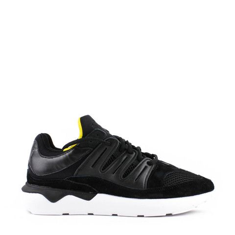 ADIDAS ORIGINALS TUBULAR 93 BLACK WHITE B25863 | Solestop.com