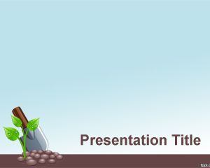This free grow powerpoint template is a clean template with grow this free grow powerpoint template is a clean template with grow effect in the slide design toneelgroepblik Image collections