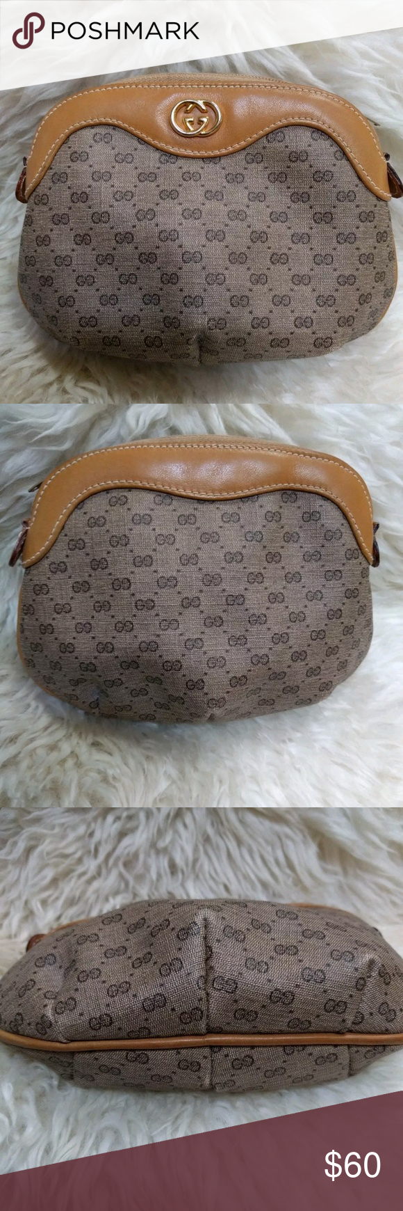 Gucci Makeup Bag Vintage Gucci makeup, Makeup bag