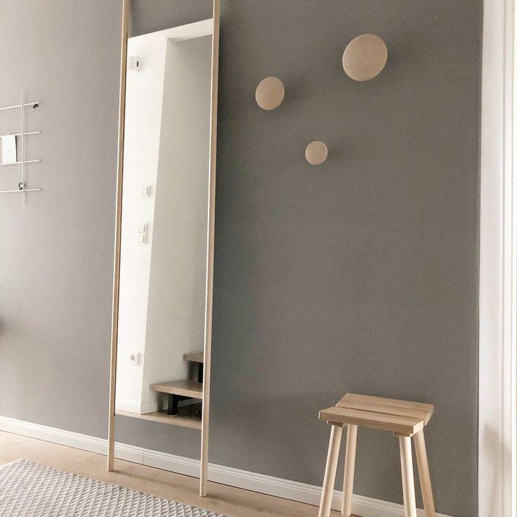 Schlafzimmer Wandfarbe Grau 18: Graue Wände, Graue Wände