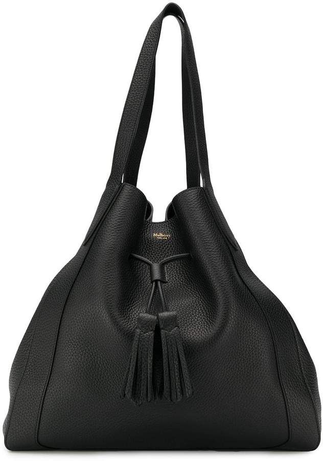 Mulberry Millie drawstring tote bag #mulberrybag