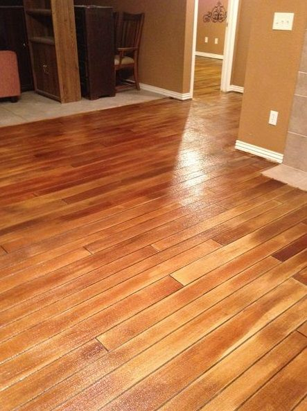 Concrete Polishing Concrete Staining Bentonville Arkansas Concrete Wood Floor Flooring Hardwood Floors