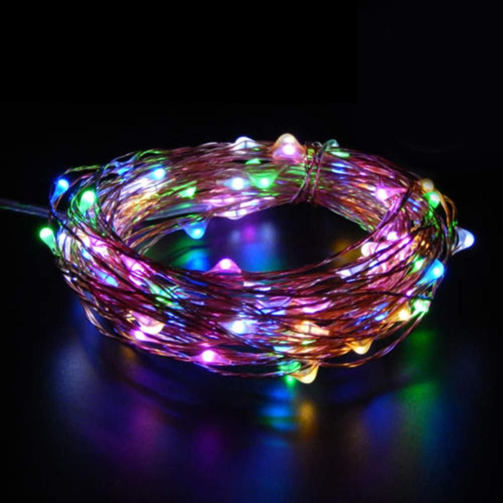 10m Usb Twinkle Lights Copper Wire Led String Decor 4 Diagram Christmas 25 Colors Yesterdays Price Us 651 557 Eur Todays 488 416