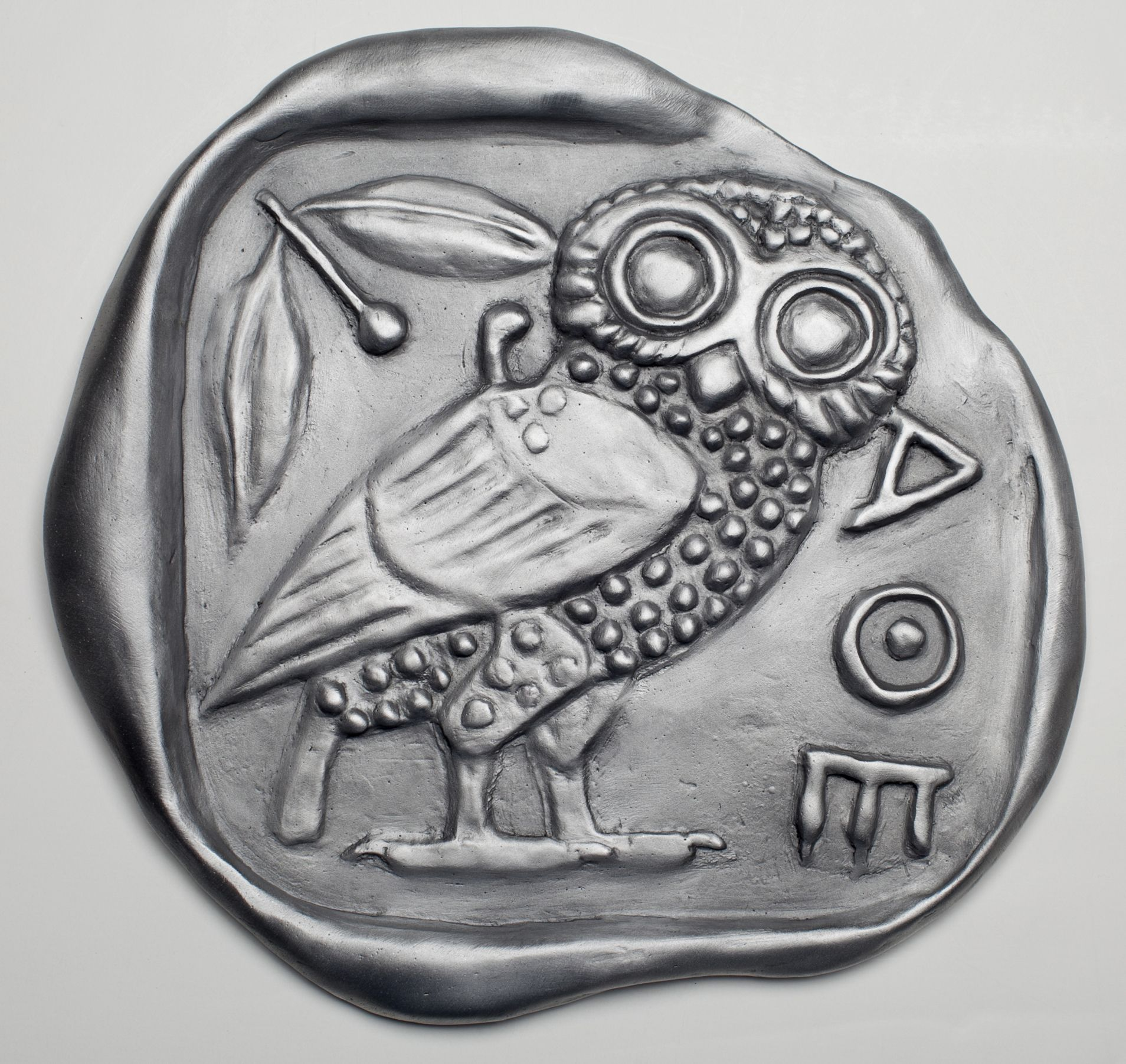 Owl was a symbol of the goddess athena and also indicated the owl was a symbol of the goddess athena and also indicated the place where coin was biocorpaavc