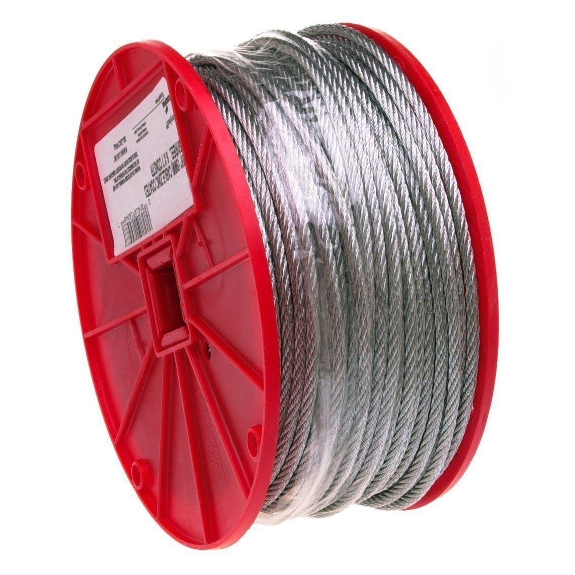 Galvanized Aircraft Steel Rope Cable 1 4 X 250 Roll 7000827 Cable Reel Galvanized Steel Stainless Steel Cable