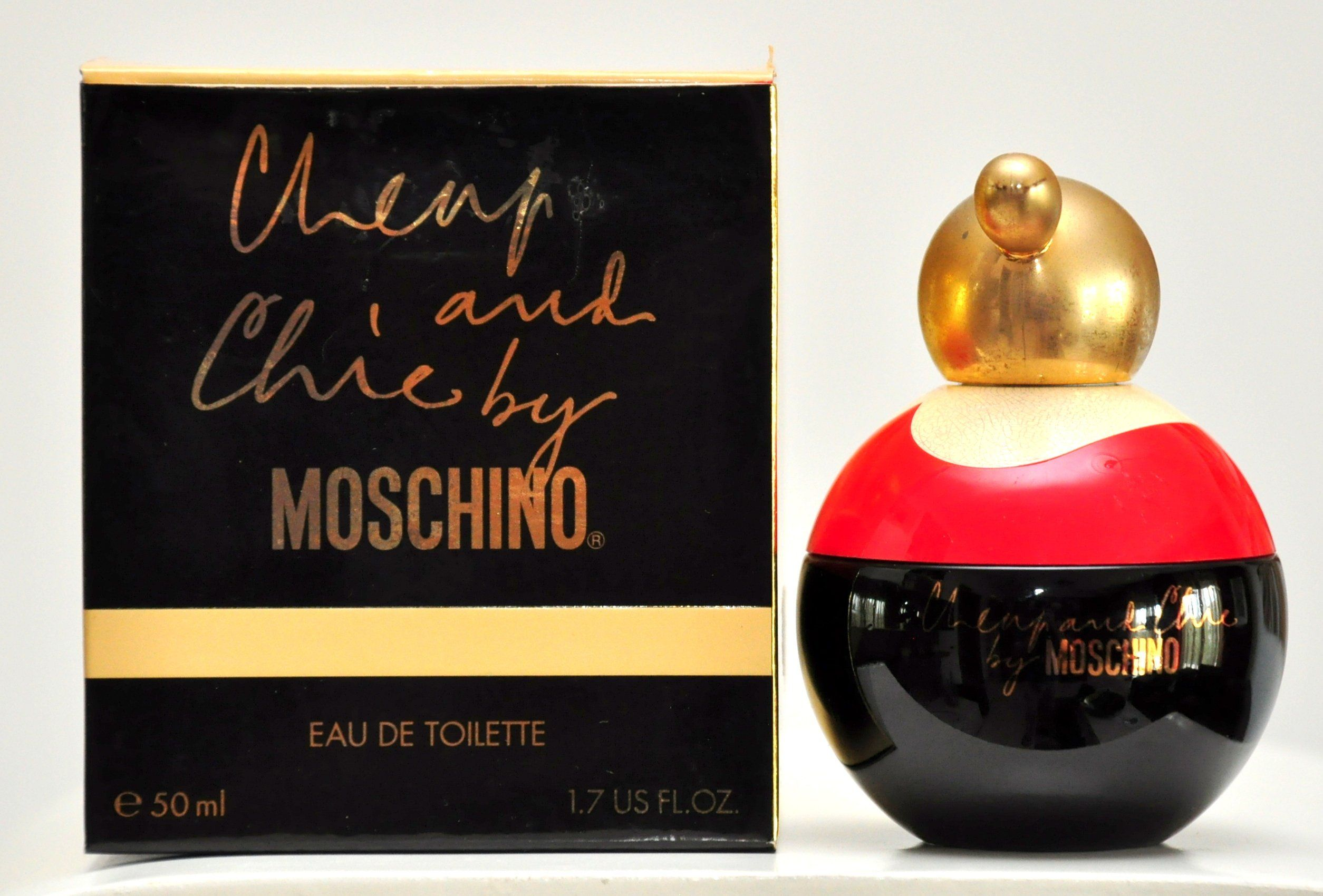 7 Edt Eau 50ml De Cheap 1 Chic Toilette Moschino FlOzNo And Rj4AL5