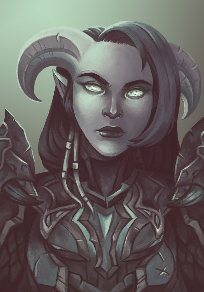 Lets share our favorite Warcraft fan-art! - Page 301