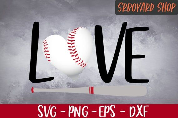 Download Baseball Love Svg, Baseball Svg Files, Fastpitch Svg ...