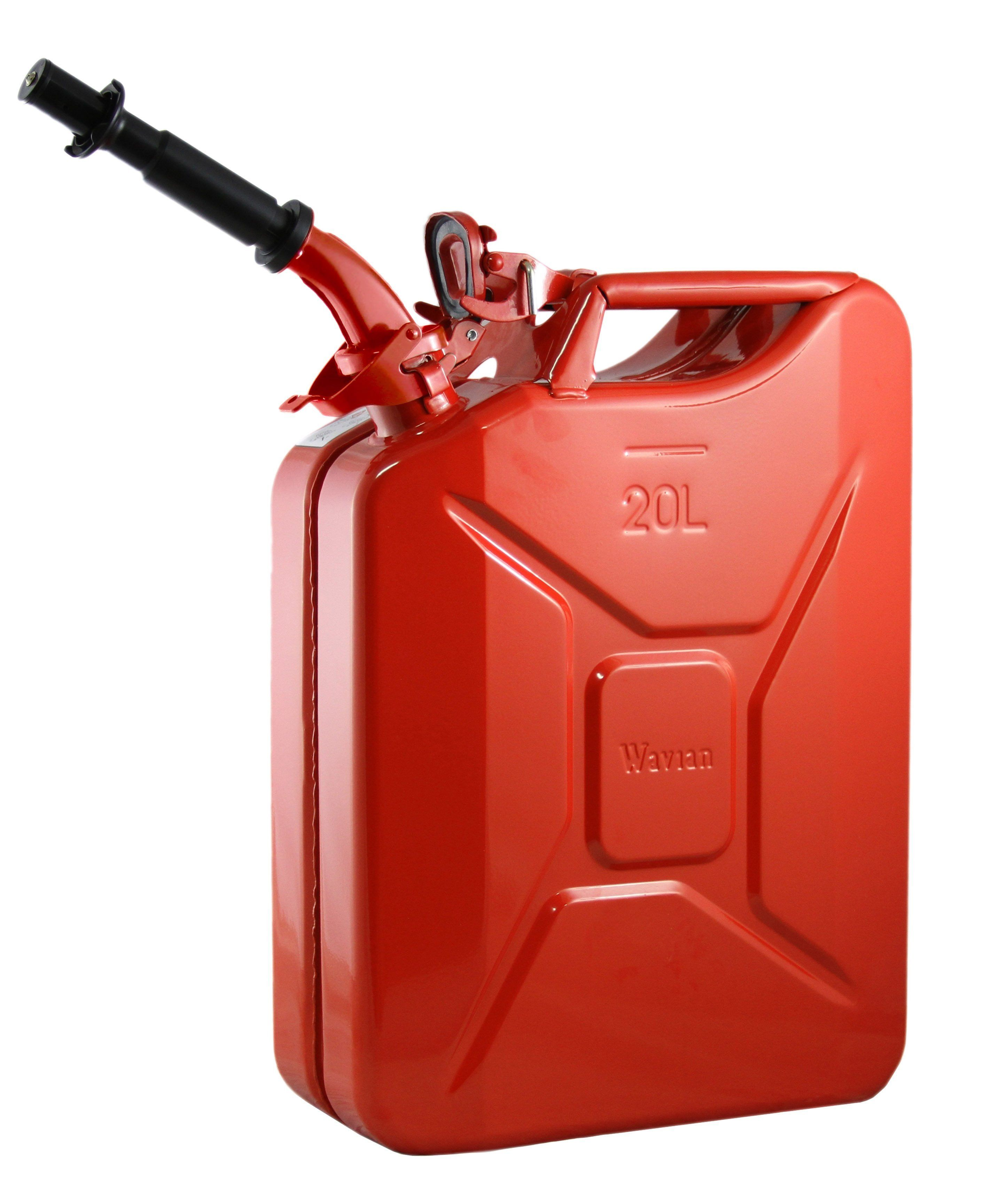 Wavian Fuel Can The Original Nato Steel Jerry Can Fuel Storage Jerry Can Gas Cans