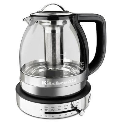 Kitchenaid Glass Tea Kettle Electric Tea Kettle Glass Tea