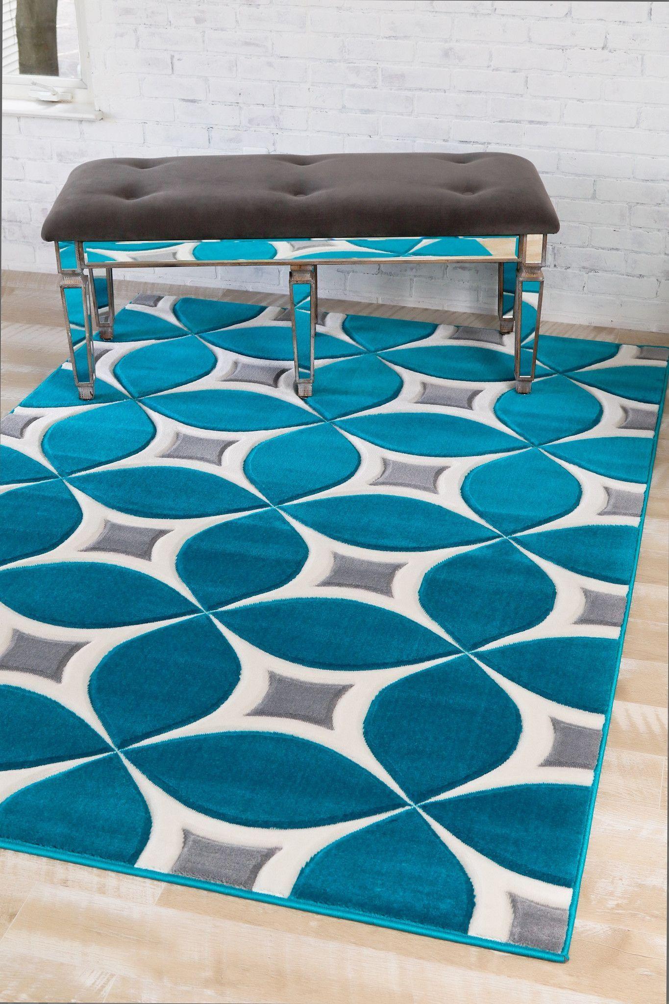turquoise gray modern rug area rugs bargain area u2026