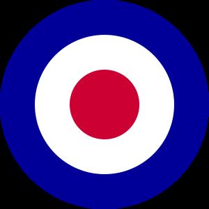 RAF Roundel. | Best logos ever, Royal air force, Air force badge