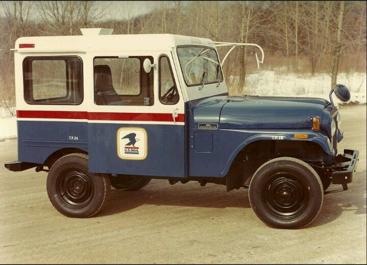 Old Mail Trucks With Images My Childhood Memories Childhood